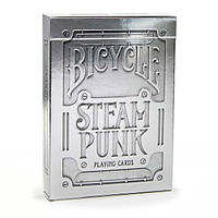 Карты игральные Bicycle Steampunk Silver