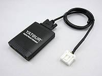 Эмулятор CD чейнджера для штатной магнитолы SD USB AUX вместо changer