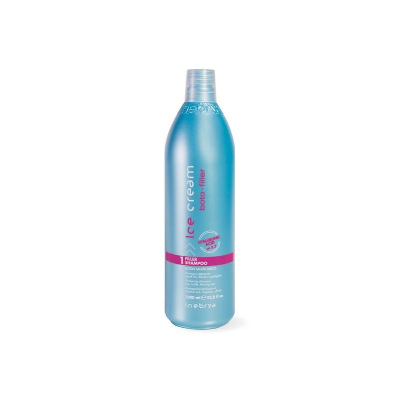 Inebrya Boto-Filler Уплотняющий шампунь для тонких и ломких волос 1000 мл.