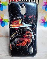 Huawei Ascend Y625 с картинкой Мортал Комбат