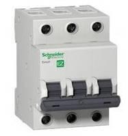 Автоматический выключатель 3пол_SCHNEIDER_EZ9 3P 63A C