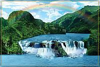 """Фотообои """"Водопад на реке"""", фото 1"""