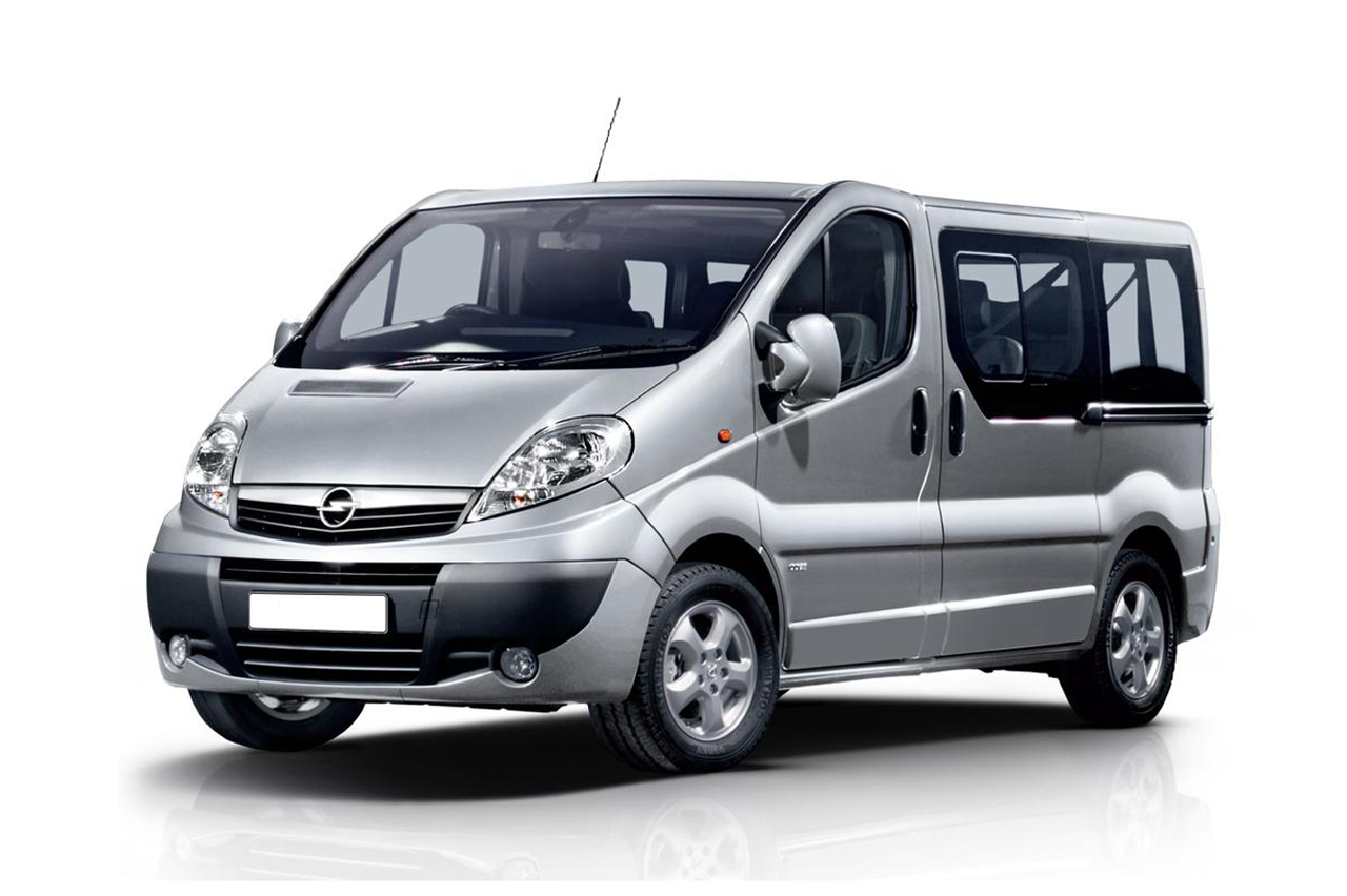 "Пневмоподвеска на Opel Vivaro - Интернет-магазин ""Airgart"" в Никополе"