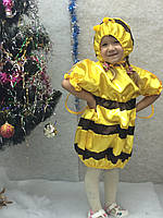 Карнавальный костюм детский Пчелка