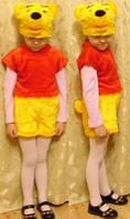 Карнавальный костюм Винни-Пух (Дисней) меховой 5-8 лет, фото 1