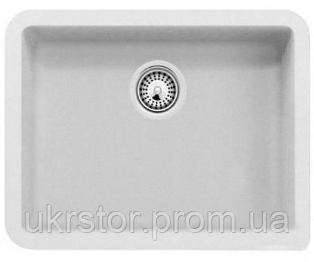 Кухонная мойка TEKA Radea 490/370 TG  белый, фото 2