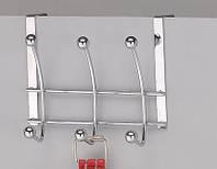 Вешалка настенная, дверная CR-0581-3