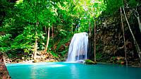 """Фотообои """"Водопад"""" под индивидуальный размер"""