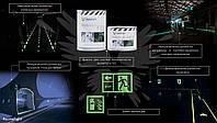 Фотолюминисцентные эвакуационные системы Acmelight FES