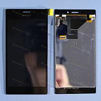 Оригинальный ЛСД экран и Тачскрин сенсор Sony Xperia M2 D2302 Orig модуль