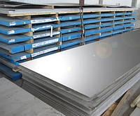 Нержавеющий лист AISI 316/ EN 1.4404/ 03Х17Н13М2, лист 2,0мм 1000х2000