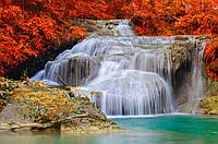 """Фотообои """"Красивейший водопад"""" под индивидуальный размер"""