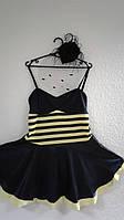 Платье пчела