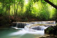 """Фотообои """"Необикновенный водопад"""" под индивидуальный размер"""