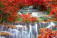 """Фотообои """"С необыкновенным водопадом"""" под индивидуальный размер"""