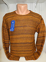 Свитер WoolLine меланж 005/ купить оптом свитер зимний