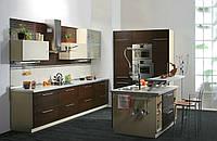 Современная кухни на заказ Виктория