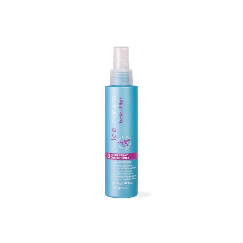 Inebrya Boto-Filler Уплотняющий спрей-кондиционер для тонких и ломких волос 150 мл.