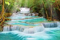 """Фотообои """"Фантастический водопад"""" под индивидуальный размер"""
