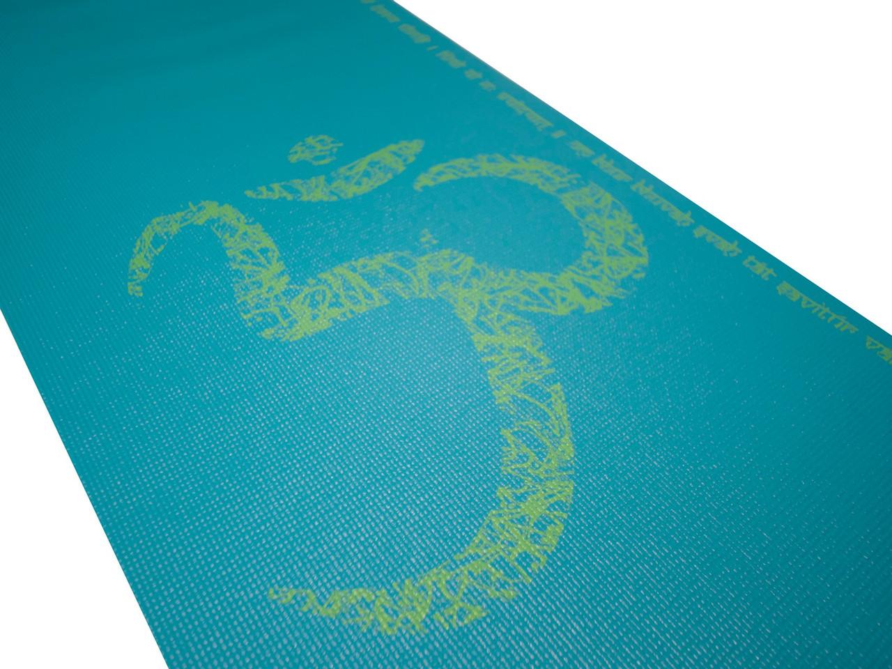 Коврик для йоги Лила Ом