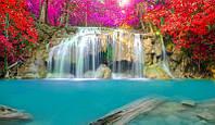 """Фотообои """"Чарующий водопад"""" под индивидуальный размер"""