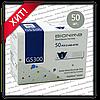 """Тест-смужки """"Біонайм"""" (Bionime) GS 300 50 шт."""