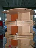 Стойка для выпечки и хлебобулочных изделий угловая, фото 4