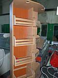 Стойка для выпечки и хлебобулочных изделий угловая, фото 5
