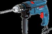 Дрель ударная Bosch GSB 1300 (06011A1020)