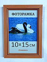 Фоторамка пластиковая 10х15, рамка для фото 165-91