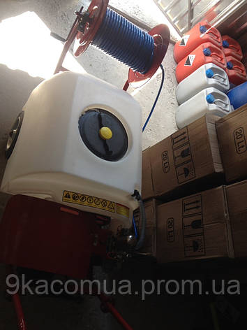 Опрыскиватель электрический 200 л Турция МК, фото 2