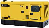 Генератор дизельный трёхфазный Energy Power EP30SS3 (20 кВт, дизель, ATS)  Бесплатная доставка
