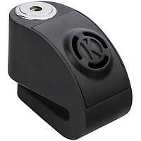 Замок на тормозной диск с сигнализацией Kovix KD6, черный