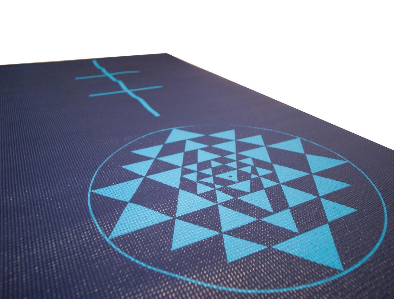 Коврик для йоги Лила Янтра