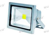 LED прожектор SMD BUKO 30W 6400K серый 2400Lm