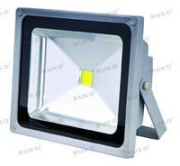 LED прожектор SMD BUKO 50W 6400K серый 4000Lm