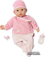 Кукла Zapf My First Baby Annabell - Настоящая Малышка