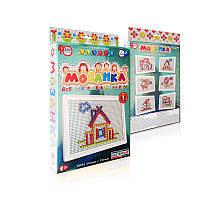 Детская игра мозаика
