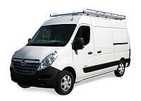 Пневмоподвеска на Opel Movano после 2011г. выпуска