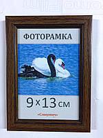 Фоторамка пластиковая 9х13, рамка для фото 165-24