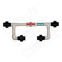 Инжекторный узел Presto-PS Байпас 1 1/2д (ВА-0132--NEW)