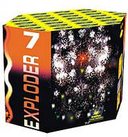 Салютная установка 13-зар. Exploder 7