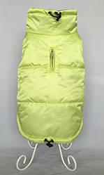 Куртка для животных Добаз, Dobaz Walking салатовая