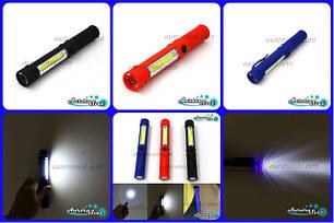 Светодиодные led фонарики ручные и налобные. УФ фонарики.