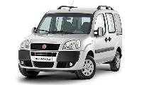 Комплект пневмоподвески Fiat Doblo (передняя ось)
