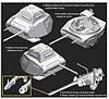 Pz.Kpfw.II Ausf.B mit Beobachtongsturm 1/35 DRAGON 6295, фото 4