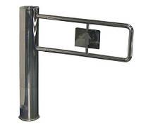Калитка с сервоприводом Gate-TS  шлифованная  нержавеющая сталь