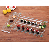 Набор для суши 2шт. 38*29*3см,38*12*1см