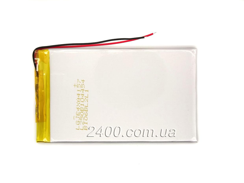 Аккумулятор (батарея) планшетов, електронных книг 2800 мАч 405694 мм 3,7в универсальная батарея 2800mAh 3.7v