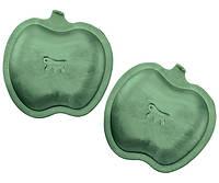 Жевательная игрушка для грызунов из натуральных компонентов TINY  NATURAL APPLE 2шт